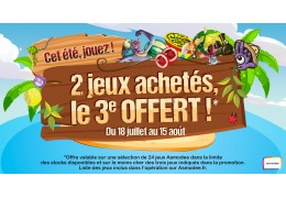 Promotion en magasin !